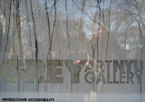 NYU Grey Gallery - Window Condensation