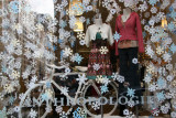 Winter Holidays Window - Anthropologie Apparel & Assessories