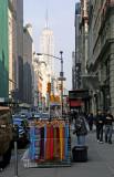 Street Scene - Uptown View