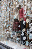 Anthropologie Winter Holidays Window