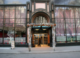 Bryant Park Hotel Main Entrance