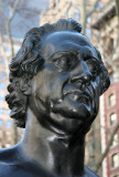 Johann Wolfgang von Goethe Bust