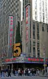 Radio City Music Hall at 50th Street