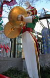 Bigger than Life Toy Soldier Cymbal Player