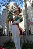 Toy Soldier Bugle Player