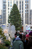 Christmas Tree at the Promenade - West View