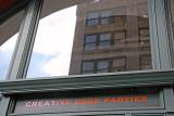 Creative Edge Parties Window