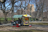 Waiting for Customers - Refreshments at Sheep's Meadow