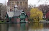 Harlem Meer Area - Central Park