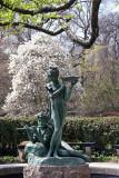 Secret Garden Memorial - Central Park
