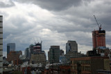 Downtown - Storm Clouds