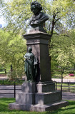 Ludwig Van Beethoven Statue - Central Park Bandshell
