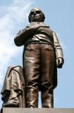Daniel Webster Statue - Central Park near Strawberry Fields