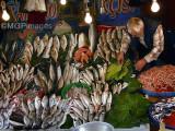 Fish Market, Karaköy, Istanbul, Turkey