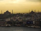 Sultanahmet from GalataTower, Istanbul, Turkey