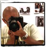 In focus of a genius photographer...