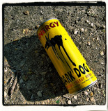 energy drink for (under)dogs