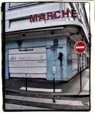 marché   (fermée)  sans interruption !