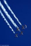 Israel Air Force  Aerobatic team_ flying the  Fouga CM-170 Magister Tzukit_O.jpg