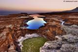 Terra Nova- Lowest place on earth