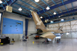 BIG poster in the F16 hangar