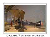 From Canada Aviation Museum - Musée de l'aviation du Canada
