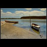 ... wood boats ...