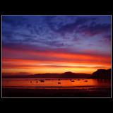 S. Martinho do Porto sunsets ...
