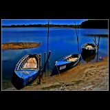 ... Obidos Lagoon ...