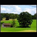 ... Weilheim countryside ....
