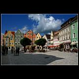Weilheim center square !!!!