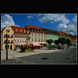 Weilheim ... city center square ...