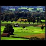 Weilheim landscape ...