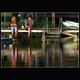 Moments at the lake ... I