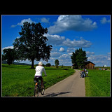 ... on the bike ...
