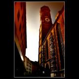 Munich city center ...