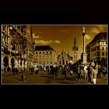 ...Munich city center ...