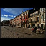 .. Walking in Alcobaça ...