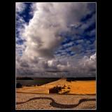 ... My favourite type of sky ...