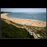 Portuguese coast line ...