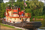 The Forney - Lake Michigan Tugboat