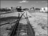 Shadow on the Tracks