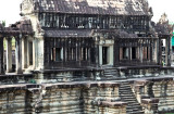 Part of the Angkor Wat complex