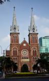 Notre Dame Cathedral, Saigon