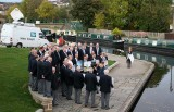 Welsh Choir at the Trevor Basin Llangollen