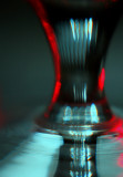 Wine glass with a Lensbaby!