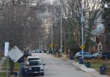 Roehampton Avenue where she lived