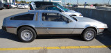 Delorean - owned by a friend