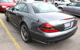 Mercedes Benz SL65 12 cylinder bi-turbo