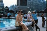 Trafalgar Square - the look !!